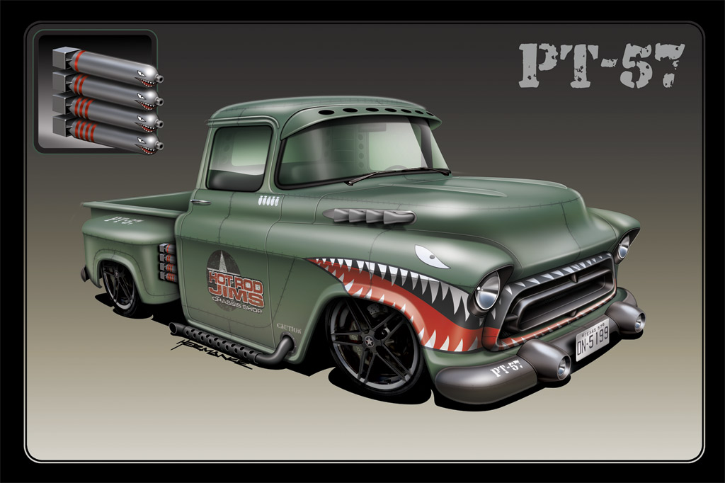 Pro touring trucks lets see them archive pro touring sciox Choice Image